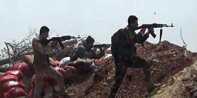 Сводка спецопераций Сирийской армии за 16 апреля