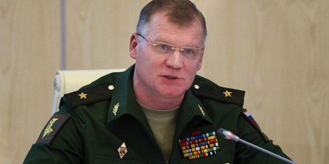 МО РФ: Вина за сбитый в Сирии российский самолет полностью лежит на израильской стороне
