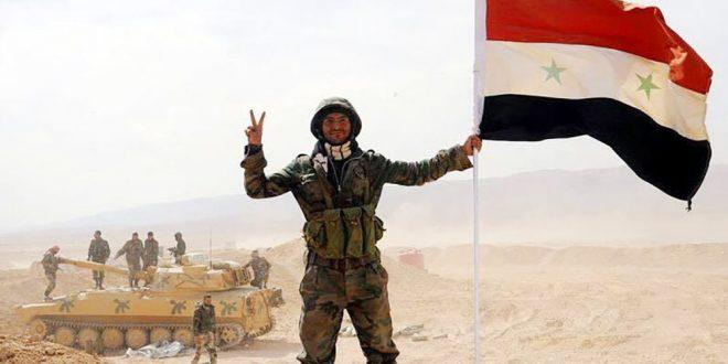 Ливанские партии: Сирия находится в преддверии окончательной победы над терроризмом