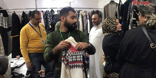 В пятый день Багдадской международной выставки павильон САР посетило большое количество человек