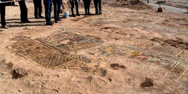 Террористы продолжают грабить сирийское культурно-историческое наследие