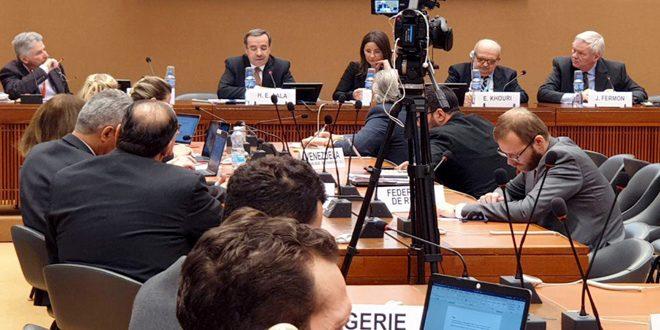 Постпред САР в Женеве: Необходимо разоблачать израильские нарушения на оккупированных арабских территориях