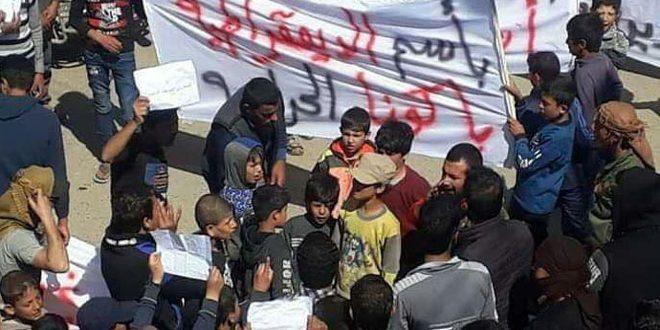 В ходе массовых протестов в провинции Дейр-эз-Зор погибли 3 человека