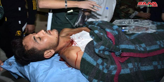 12 мирных жителей погибли, еще 15 ранены в результате обстрела террористами провинции Алеппо
