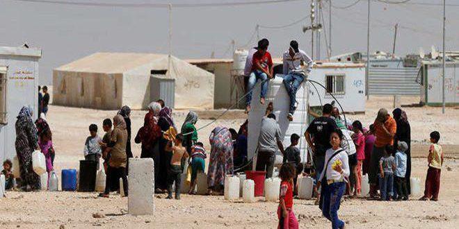 Сирия и Россия возложили ответственность на ООН за недооценку масштабов гуманитарной катастрофы в лагере «Аль-Холь» в провинции Хасаке
