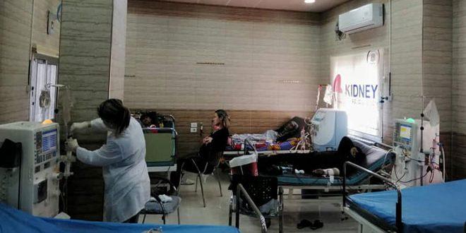 В Хаме восстановлено 5 медицинских центров, в проекте строительство новых объектов