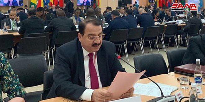 Хаддад: «Гибридные угрозы» — это угроза безопасности и стабильности государств