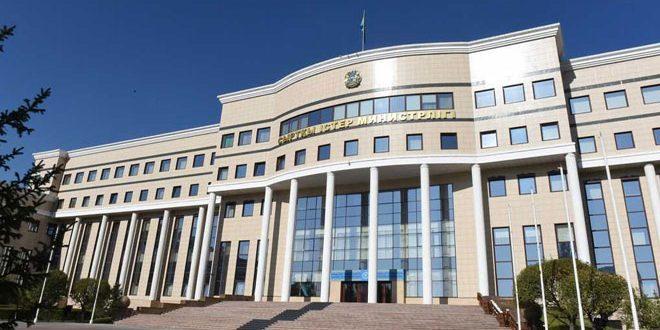 МИД Казахстана: Очередная встреча в астанинском формате по Сирии состоится 1-2 августа