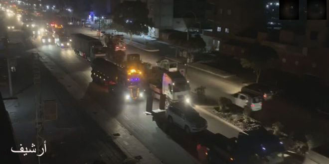 США незаконно отправили вторую колонну бронетехники сепаратистским группировкам «Касад»