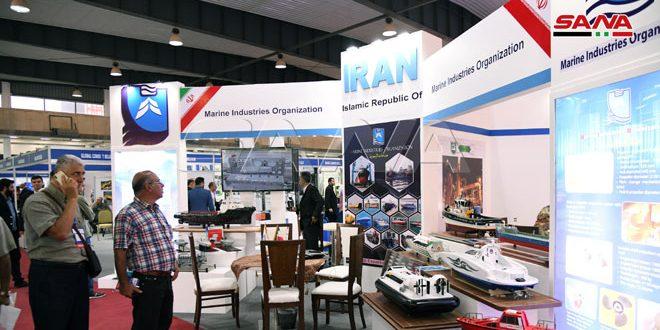 На выставке «Восстановление Сирии» иностранные компании изучают инвестиционные возможности страны
