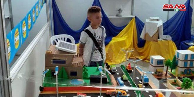 Сирийский подросток разработал проект уличного освещения на солнечных батареях