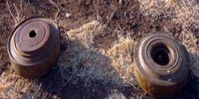 В провинции Дейр-эз-Зор из-за взрыва оставленной террористами мины пострадали двое детей