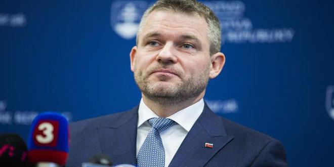 Пеллегрини: Словакия намерена прекратить экспорт оружия турецкому режиму