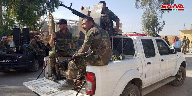 Армейцы взяли под свой контроль 3 населенных пункта на севере провинции Хасаке