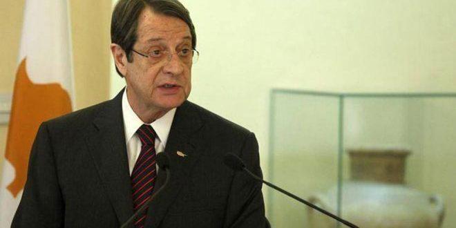 Президент Кипра осудил агрессию турецкого режима на территории Сирии