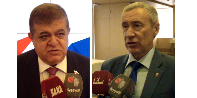 Два российских парламентария: Присутствие США в Сирии незаконно и должно быть прекращено