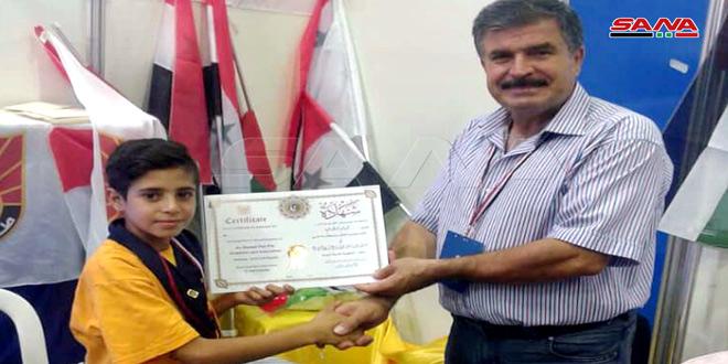 12-летний житель провинции Сувейда создал электронную схему управления домашним водным насосом