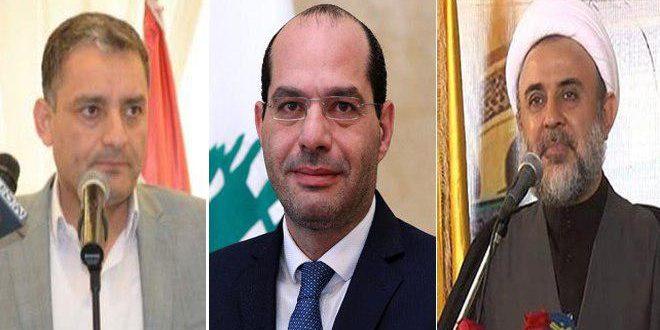 Ливанские политики и деятели призвали к восстановлению контактов с Сирией