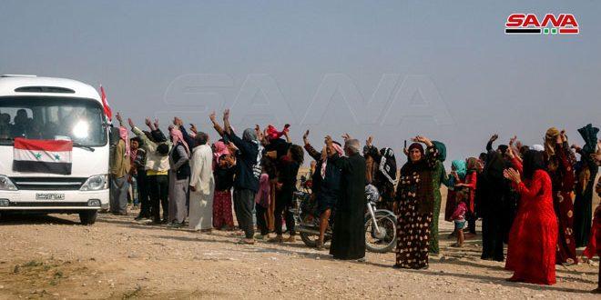 Развертывание Сирийской армии на севере провинции Хасаке способствует возвращению местного населения в свои районы