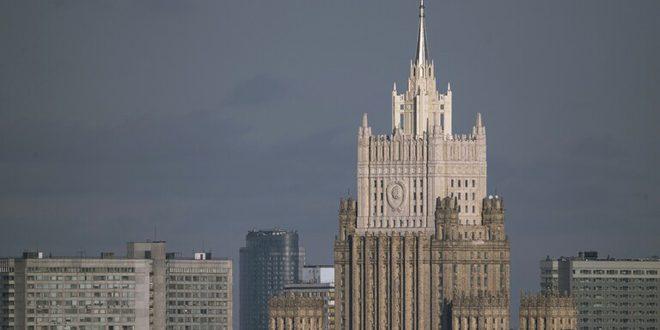 Главы МИД РФ и Турции обсудили ситуацию в Сирии