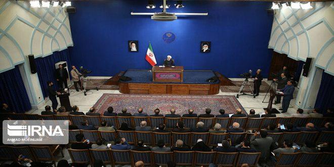 Роухани указал на необходимость уважения турецким режимом суверенитета и территориальной целостности Сирии