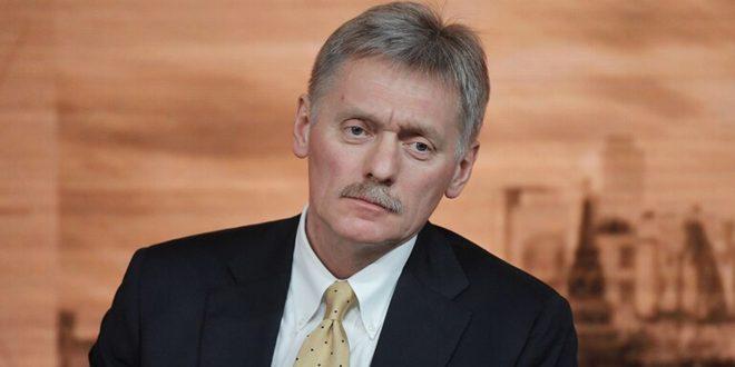 Песков: Россия продолжает оказывать поддержку Сирии в борьбе с террористами