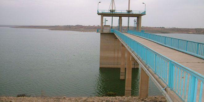 В Хасаке началась подача воды