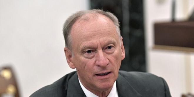 Патрушев констатировал угрозу переброски в РФ обученных террористов из Сирии и Ирака
