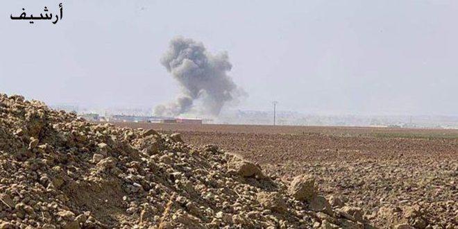 Турецкие оккупанты обстреляли два селения в Хасаке, три человека ранены