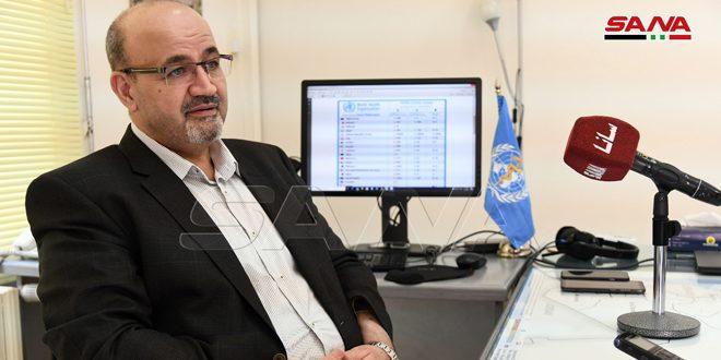 ВОЗ: Ситуация с распространением коронавируса в Сирии опасная