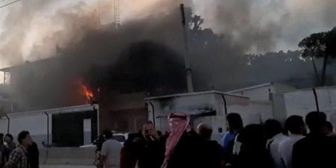 В оккупированном Африне при столкновениях между террористами погибли 5 мирных жителей