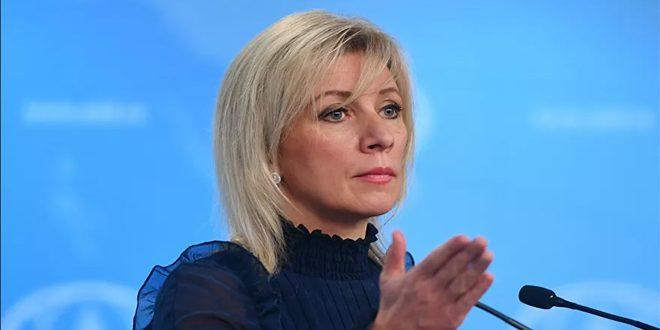 Захарова: Россия разочарована продлением санкций ЕС против Сирии