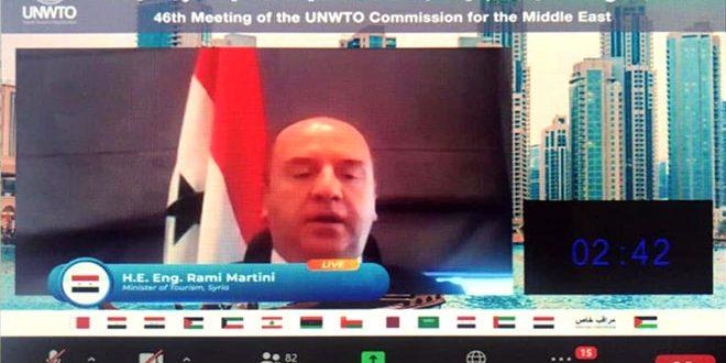 Туристическая отрасль Сирии существенно пострадала из-за ограничений, связанных COVID-19