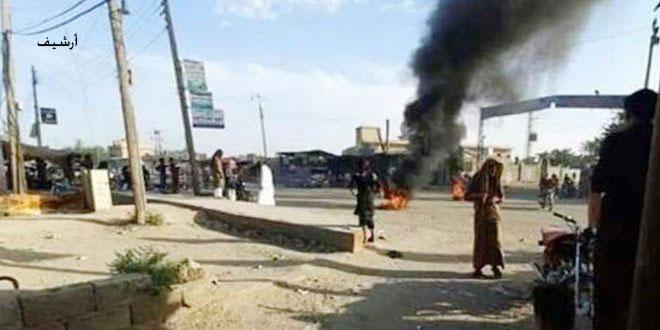 Группировки «Касад» продолжают чинить произвол в отношении местного населения провинции Хасаке