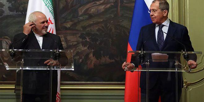 Лавров и Зариф подчеркнули необходимость ликвидации оставшихся очагов терроризма в Сирии