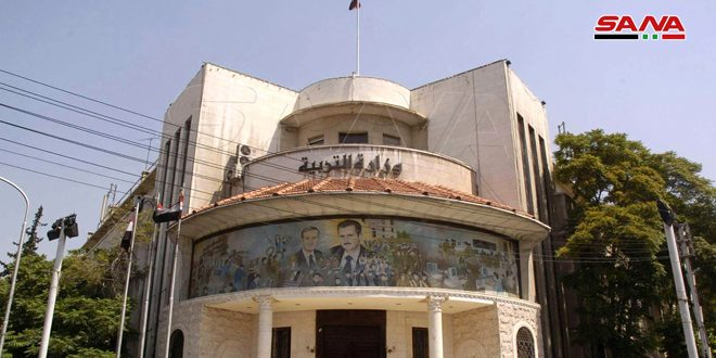В Дамаске закрыли класс, после выявления случая инфицирования COVID-19 у школьницы