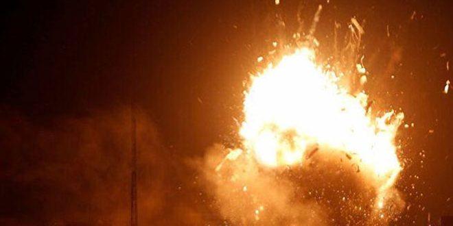 Взрыв на автозаправочной станции на северо-востоке провинции Хасаке унес жизнь прохожего