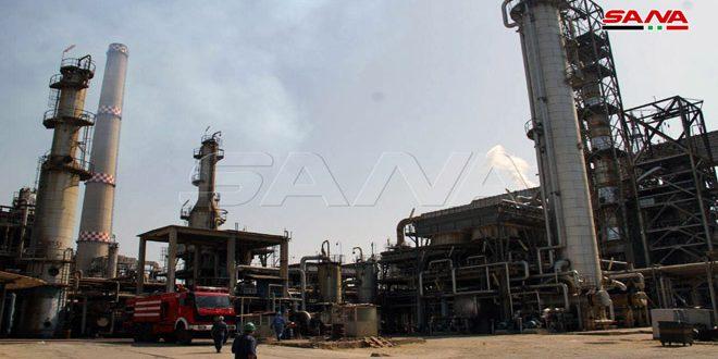 НПЗ в Баниясе начинает производство бензина