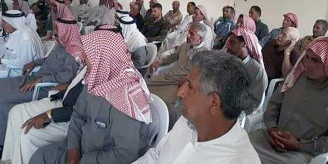 В Хаме прошло заседание крестьянских профсоюзов и ассоциаций провинции Идлеб
