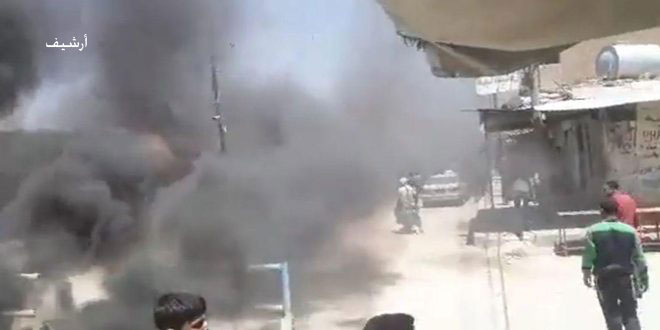 На севере провинции Ракка неизвестные убили двух боевиков «Касад»