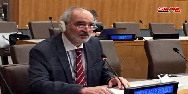 Аль-Джафари: Оккупированные Голаны были, есть и останутся сирийской землей