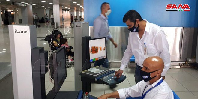Из Дамаска в Каир вылетел первый рейс авиакомпании Syrian Airlines