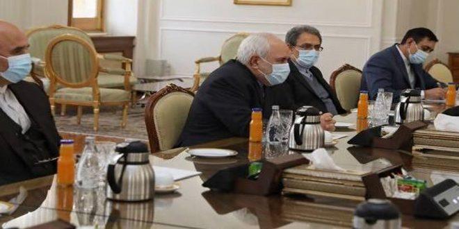 Зариф: Некоторые страны препятствуют политическому урегулированию кризиса в Сирии