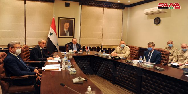 Сирия и Россия: Конференция по возвращению сирийских беженцев — первый шаг к решению этого вопроса