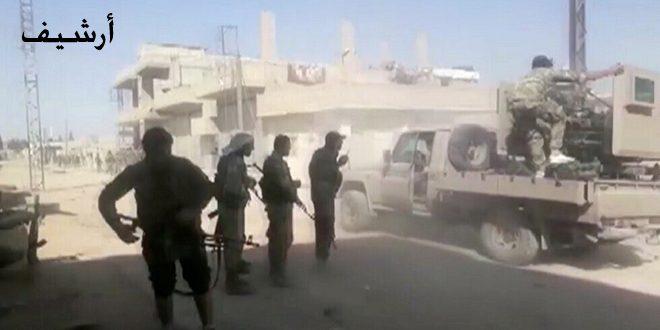 Протурецкие террористы-наемники похитили телефонные кабели в Рас Аль-Айне провинции Хасаке