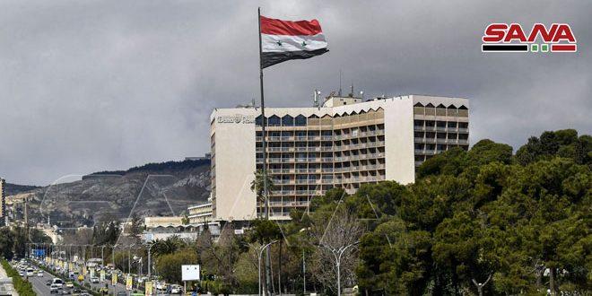 Сирийская община в Швеции призвала отменить экономические санкции в отношении Сирии