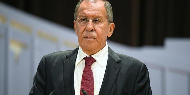 Лавров обсудил с Маурером региональные и международные вопросы, в том числе кризис в Сирии