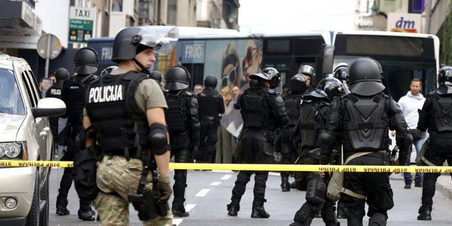 В Боснии арестована женщина, финансировавшая террористическую организацию ДАИШ в Сирии
