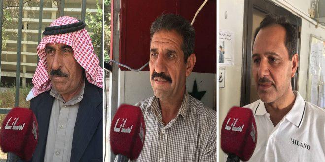 Представители арабских племен в Эль-Камышлы подтвердили свое участие в президентских выборах