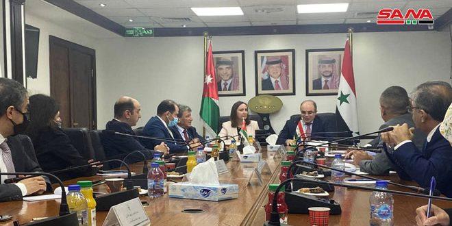 Переговоры в Иордании – торговля, транспорт, электроэнергия и сельское хозяйство